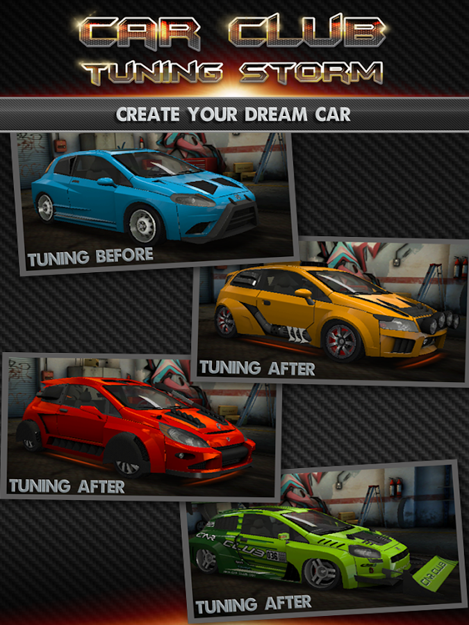 Car Club Tuning Storm Android Apps On Google Play