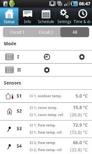 ECL Comfort 310 Portal- screenshot thumbnail