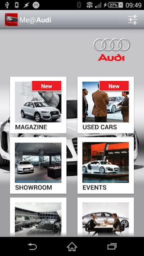 Me Audi