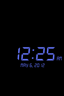 Better Desk Clock - screenshot thumbnail