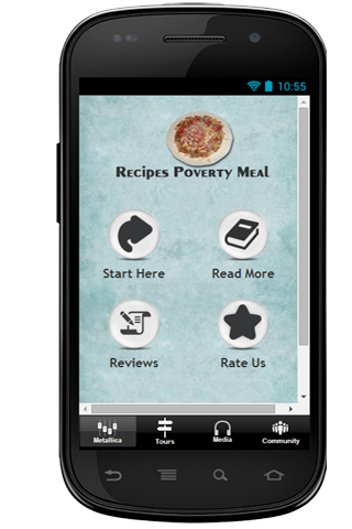 Recipes Poverty Meal Tip