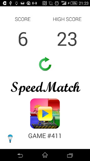 SpeedMatch