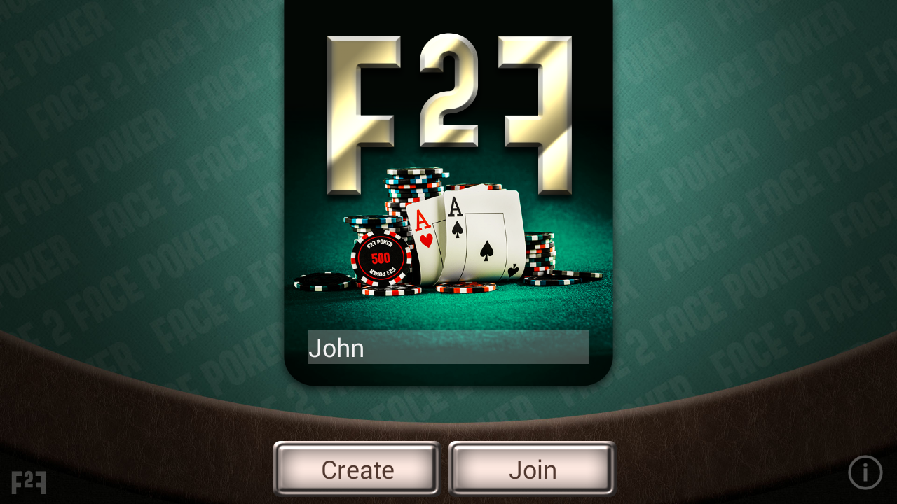 Offline Poker - WiFi- screenshot