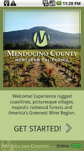 Mendocino County- screenshot thumbnail
