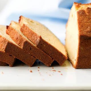 Vanilla Pound Cake.