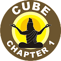 Vedic Maths Cube and Cube Root logo