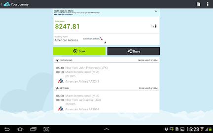 Skyscanner - All Flights! Screenshot 1