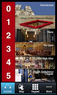 Westminster Abbey–Official App- screenshot thumbnail