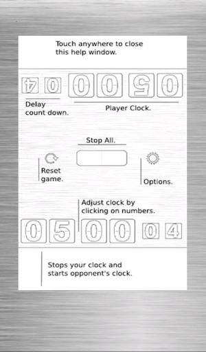 CG Chess Clock Free