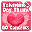 Valentine GO Contacts EX Theme logo