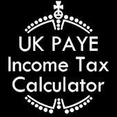 UK PAYE Income Tax Calculator