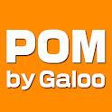 【POMbyGaloo】5千円から換金OK!お小遣い【ポム】 logo