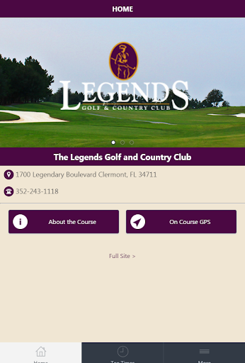 【免費運動App】Legends Golf-APP點子