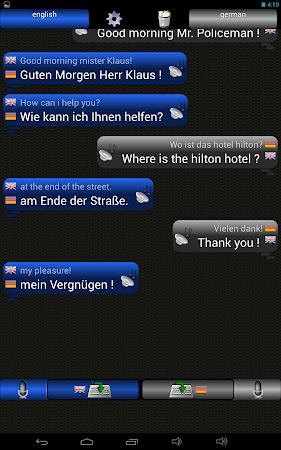 Conversation Translator 1.14 screenshot 207603