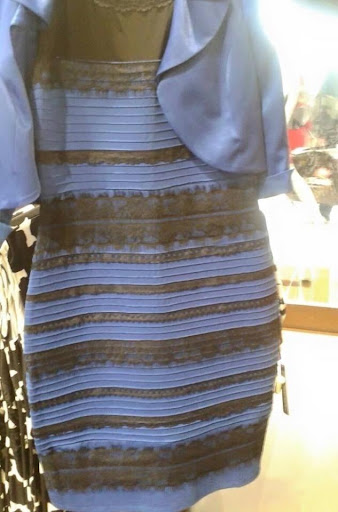 Mystic Dress What color is