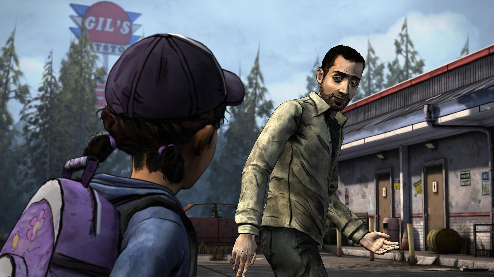 The Walking Dead: Season Two screenshot #16