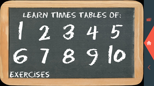 Let's learn times tables