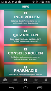 Pollen Info - screenshot thumbnail