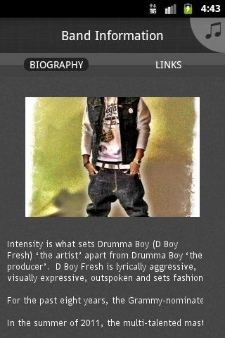 Drumma Boy - screenshot