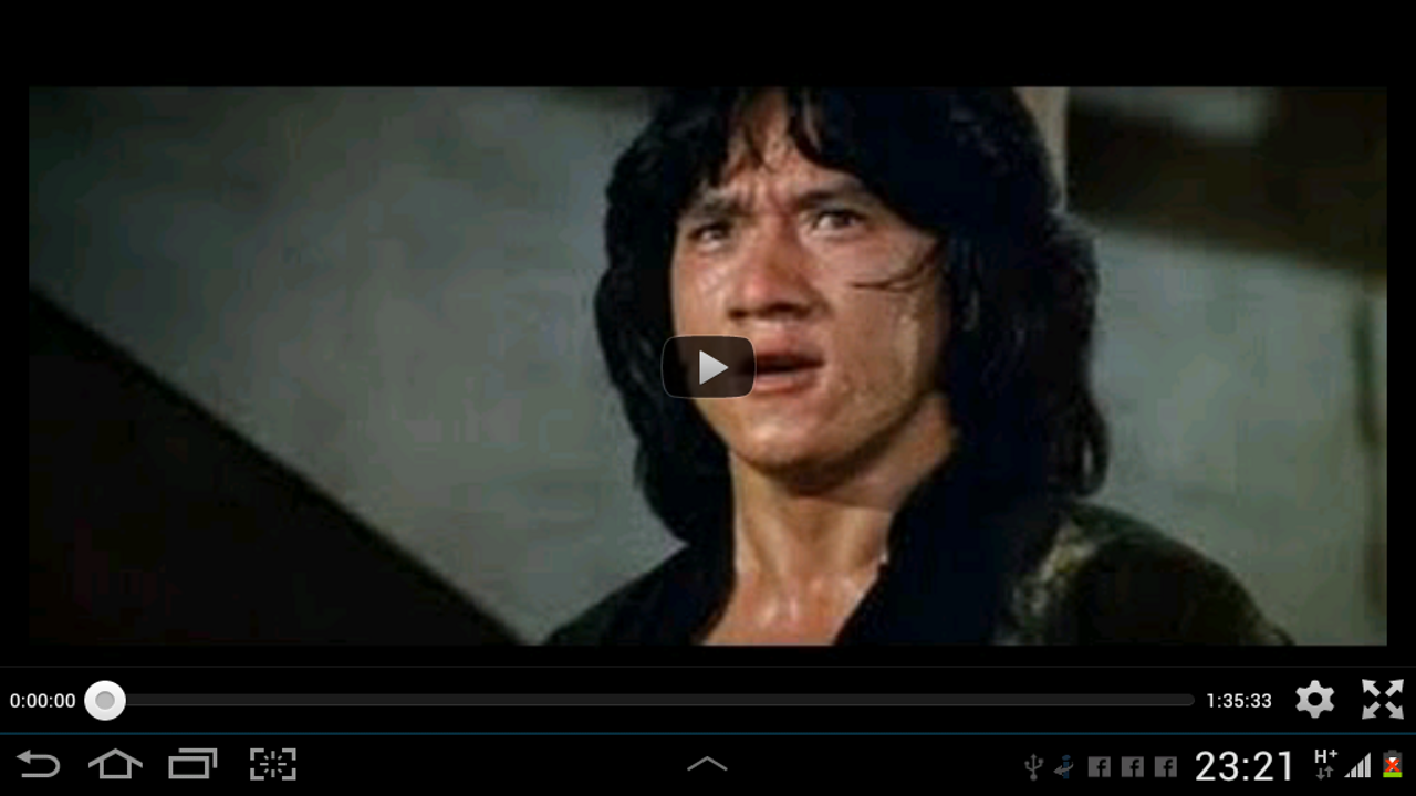 Kungfu Movies HD - screenshot