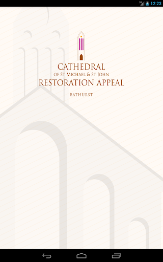 Cathedral Restoration Appeal