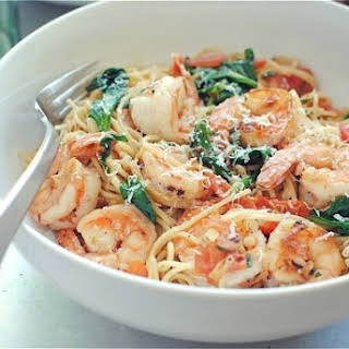 Angel Hair Pasta With Spinach And Tomatoes Recipes.