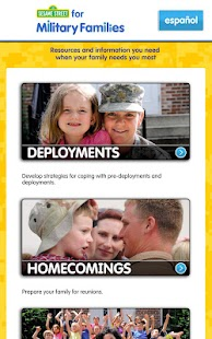 Sesame for Military Families - screenshot thumbnail