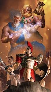 斯巴達戰爭世界:奧林帕斯山的眾神