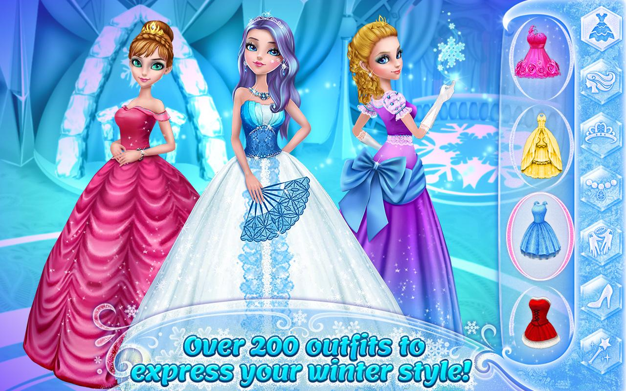 Coco ice princess android apps on google play - Google jeux barbie ...