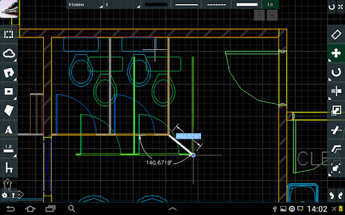 CAD Touch Free- screenshot thumbnail