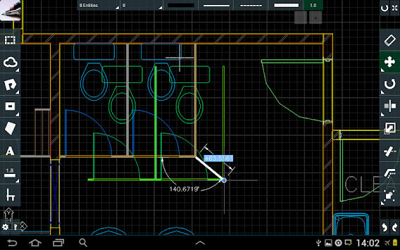 CAD Touch Free APK screenshot thumbnail 4