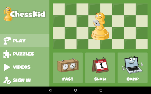 Chess for Kids - Play & Learn- screenshot thumbnail