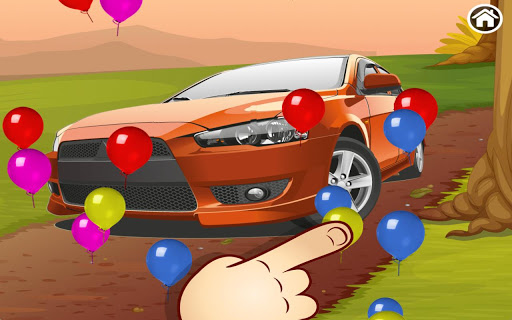 Free Kids Games: Cars