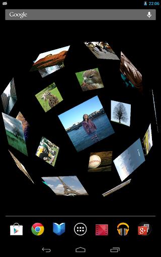 Gyro photo 3D Free