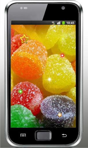 Caramel Best HD live wallpaper