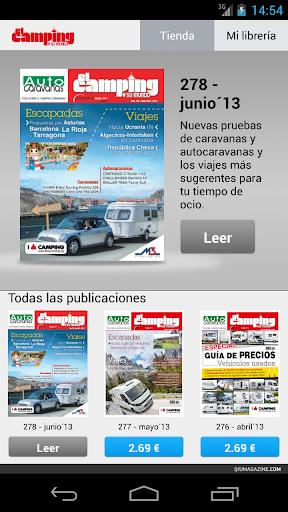 Revista Camping - Caravaning
