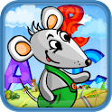 Mouse Alphabet icon
