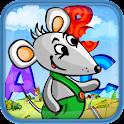 Mouse Alphabet icon