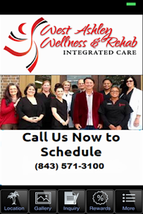 West Ashley Wellness and Rehab- screenshot thumbnail
