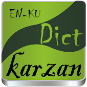 English<>Kurdish (Karzan Dict)