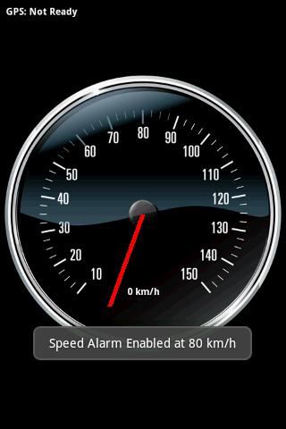 Speedometer- screenshot