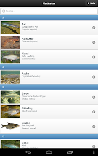 Fischbestimmung FishFinder 3.0- screenshot thumbnail