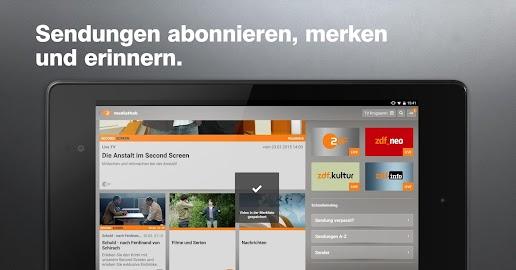 ZDF-App Screenshot 10