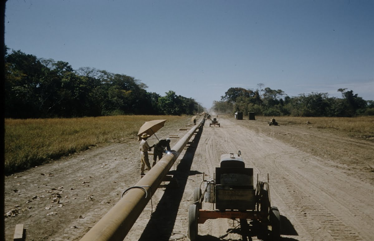 Frontiers Of South American Oil