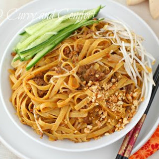Dan Dan Asian Noodles