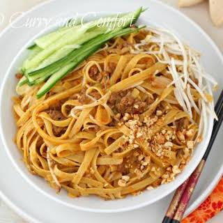 Dan Dan Asian Noodles.