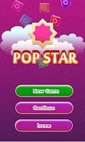Screenshot of popstar