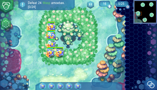 Amoebattle Screenshot 10