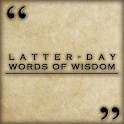 LDS Words of Wisdom logo