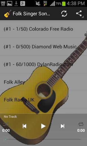 Folk Singer Songwriter Radio